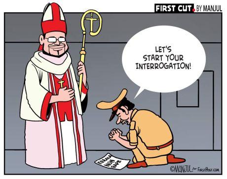 Manjul Cartoon