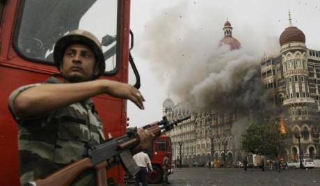 Taj Mahal Hotel Terror Attack 2008