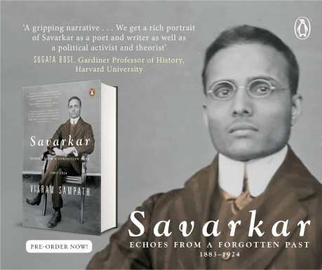 Savarkar Book Cover