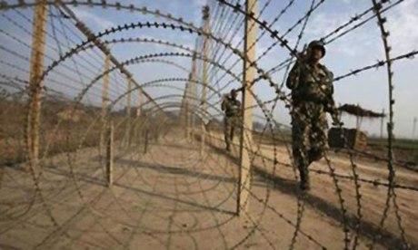 India-Pak Line of Control (LOC)