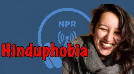 Hinduphobia on NPR