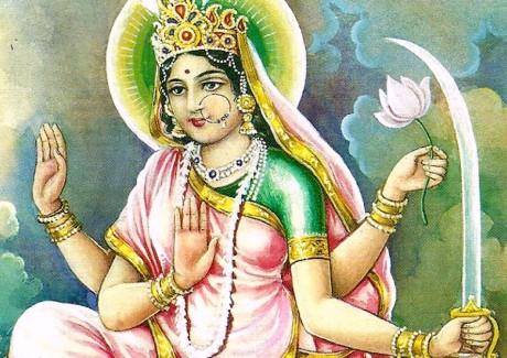 Ma Siddhidatri Devi
