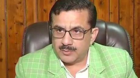 UP Shia Wakf Board Chairman Syed Waseem Rizvi