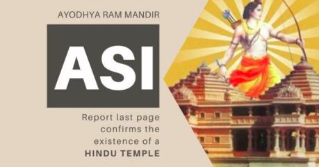 ASI Report Ayodhya