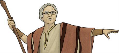 Richard Dawkins as atheist prophet