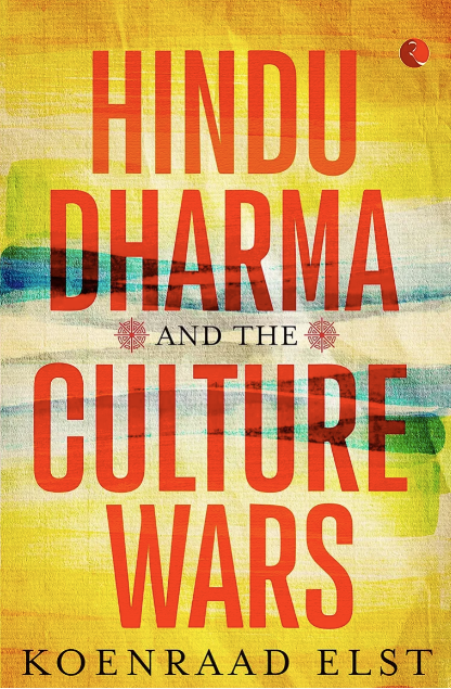 Hindu Dharma and the Culture Wars (Cover)