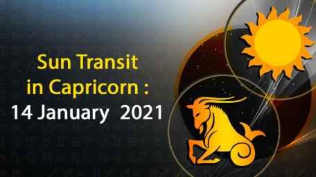 Sun Transit in Capricorn Jan. 14, 2021