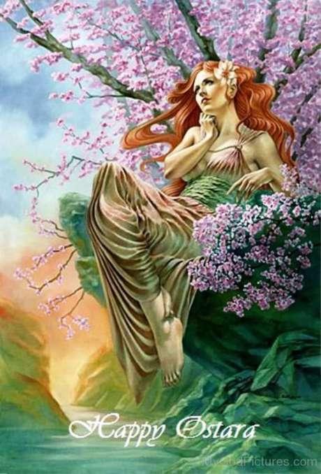 Goddess Eostre (Easter)