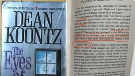 Dean Koontz Book