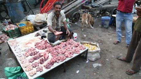 Meat Sales In Mumbai