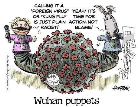 Wuhan Puppets cartoon