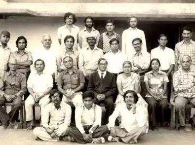 ASI Ayodhya Team (1976-77)