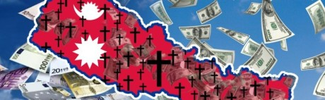 One third of Nepal is now Christian!
