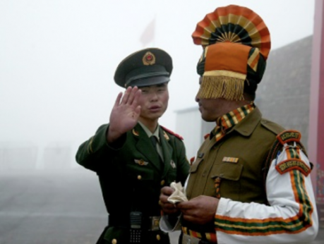 Chinese-Indian Soldiers