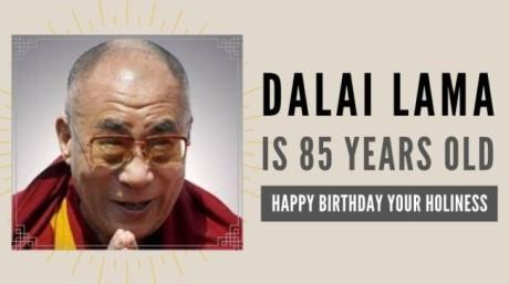 Tenzin Gyatso the 14th Dalai Lama
