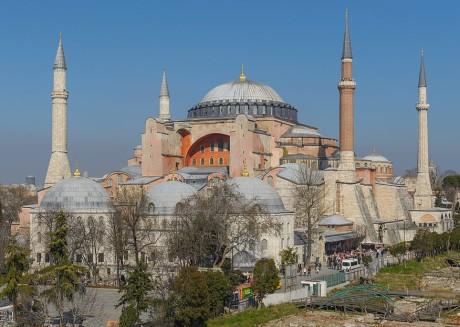 Hagia Sophia Grand Mosque