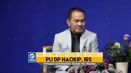 D.P. Haokip IRS