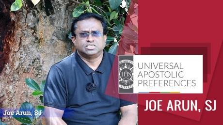 Joe Arun SJ