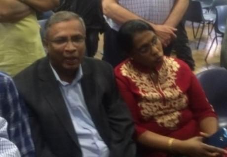 M.A. Sumanthiran & Savithri Sumanthiran