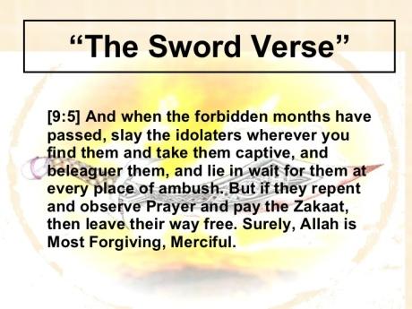 The Sword Verse
