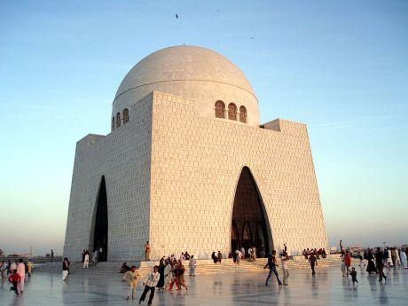 Jinnah's Tomb Karachi
