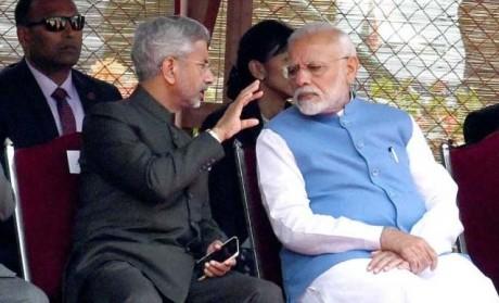 PM Modi & MEA Jaishankar