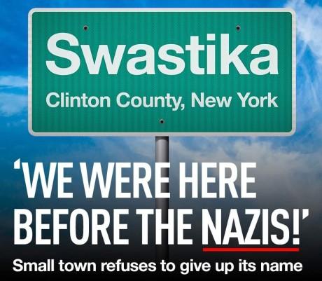 Swastika, NY, USA