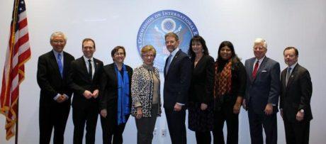 USCIRF Commissioners (2020)