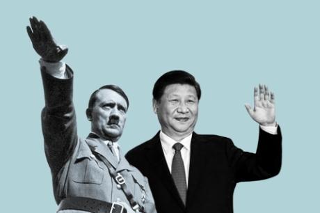 Adolf Hitler & Xi Jinping