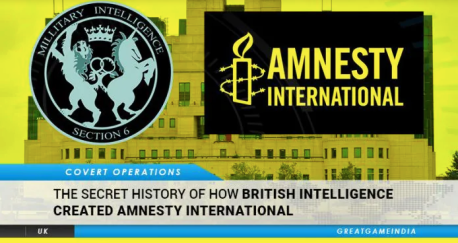 British Intelligence & Amnesty International