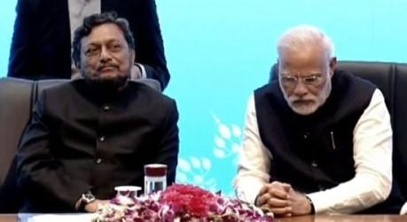 Sharad Arvind Bobde & Narendra Modi