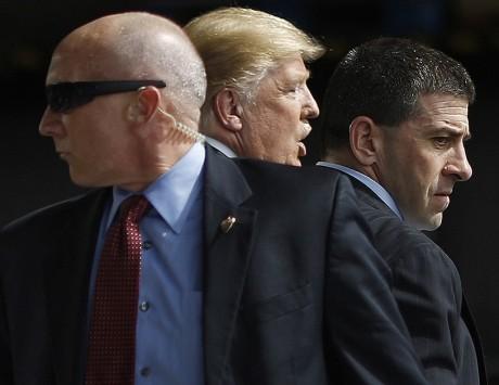 Trump & Secret Service