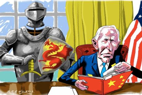 Biden & Chinese Imperialism
