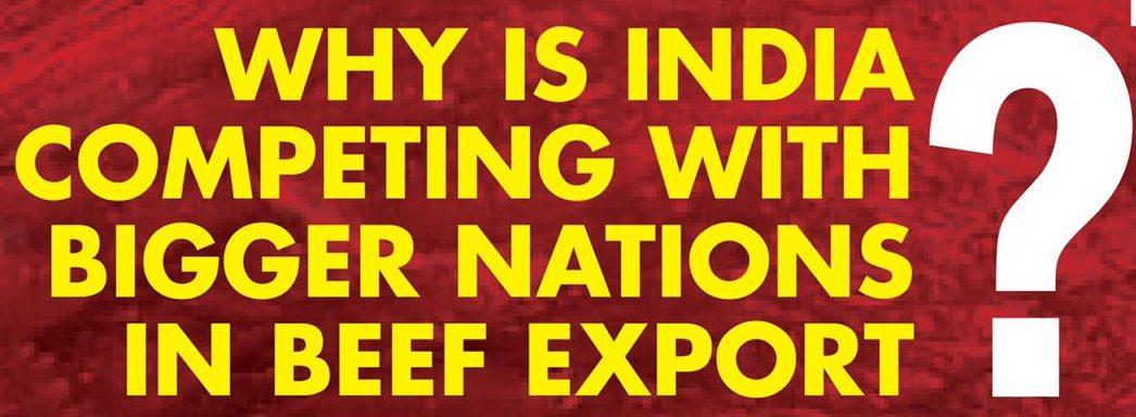 Beef Export India