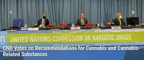 UN Commission on Narcotic Drugs (UNCND)
