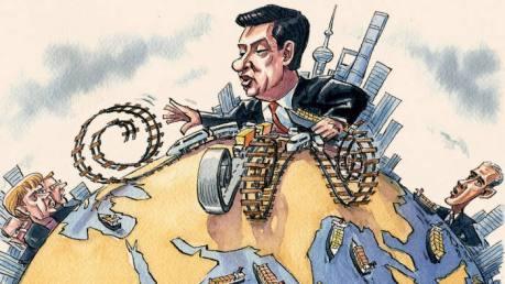 China's Bilk & Rob Initiative (BRI)