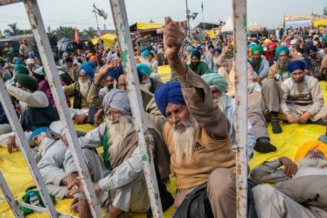 Farmers' Protest (2020-21)