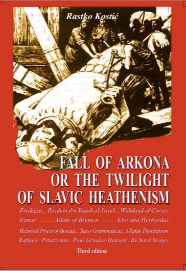 Fall of Arkona  Book Cover