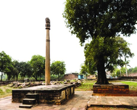 Heliodorus' Pillar