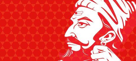 Shivaji (February 19, 1630 – April 3, 1680)
