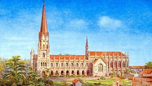 San Thome Cathedral (1893)