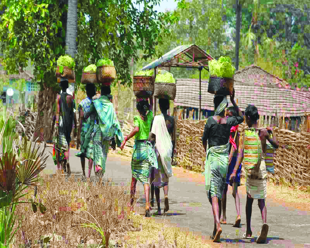 tribal-women-india