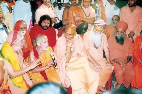 Hindu Dharma Acharyas