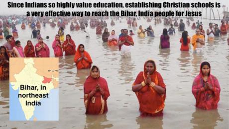 Christian schools in India
