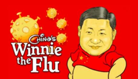 Xi Jinping as Winnie the Flu