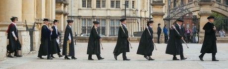 Oxford University Officers