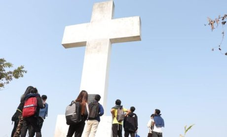 Cross and College Students